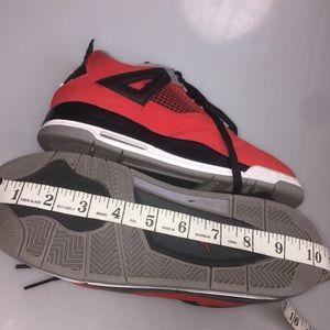 dd7f94e42b5aa9 Nike Shoes - Nike Air Jordan Retro 4 Toro Bravo 7Y Women 8.5